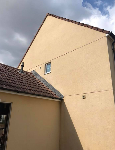 Exterior Cleaning in Trowbridge, Bath