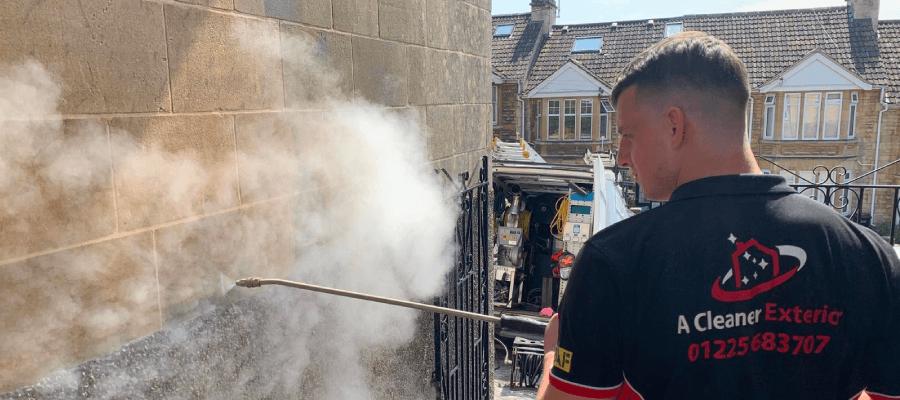 Super Heated Steam Cleaning in Trowbridge, Bath, Chippenham, Swindon